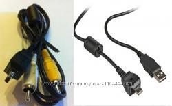 Usb кабель AV Nikon UC-E13 для фотоаппарата