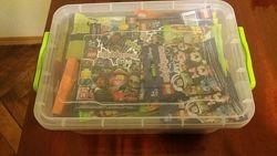 LEGO Minifigures Серии 16, 15, 7, 10, 11, 13, 12, 14, Disney
