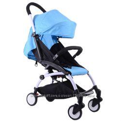 Детская прогулочная коляска BabyTime Yoya вес 5, 8 кг