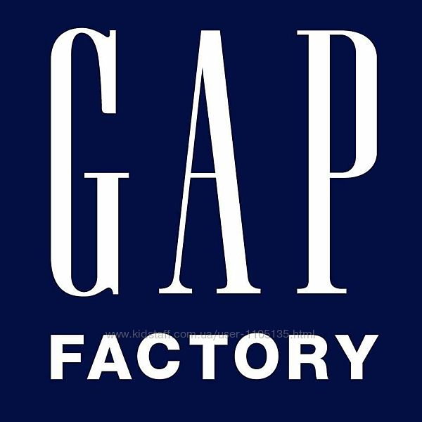 Купоны GAPfactory -15freeship