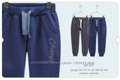 Теплые штаны для мальчика Бемби  р. 104, 110, 116, 122, 128, 134, 140