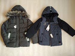Новая куртка Staccаtto Denim 104-110 р. и HYDRO 116 р. 4-5-6 лет.