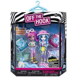 Куклы Off the Hook набор из двух стильных кукол