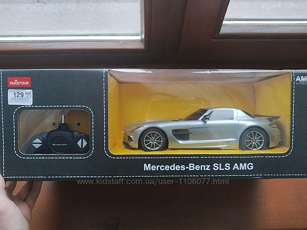 Радиоуправляемая машина Rastar Mercedes-Benz SLS AMG 118