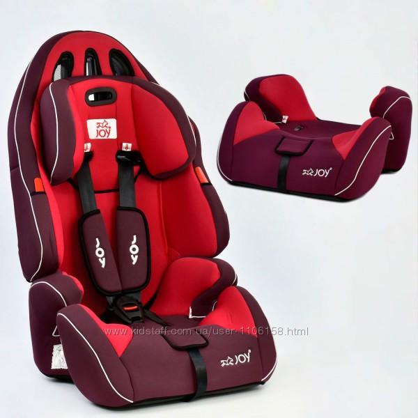 Автокресло Джой G 9-36кг группа 1-2-3 детское автомобильное кресло Joy