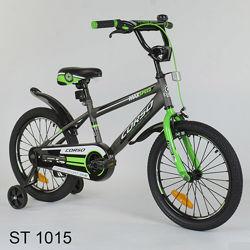 Corso ST 18 дюймов детский двухколесный велосипед Корсо