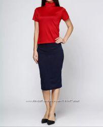 14e658f722c1 Новая классическая трикотажная юбка карандаш миди, р. s-m, 100 грн ...