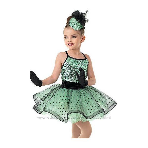 Перчатки детские атласные черные короткие 2-5 лет для танцев нарядные
