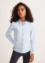 Рубашка блузка Mango, размер 116