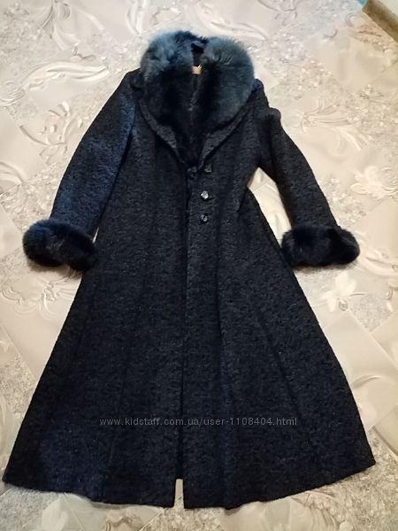 Зимове пальто 52-54р
