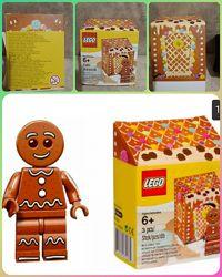 LEGO Раритет Пряничный человечек 5005156 лего