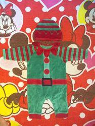 Новогодний костюмчик Эльфа для малыша