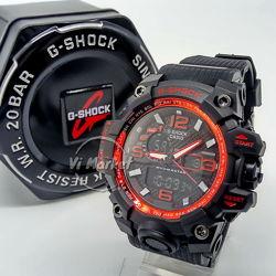 Ударопрочные, влагозащищенные, спортивные наручные часы Casio G-Shock