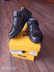 Ортопедические туфли школьные