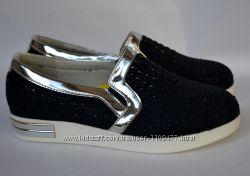 Стильные туфли для девочек