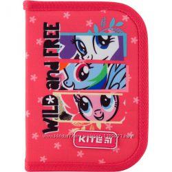 Пеналы ТМ Kite для девочек с одним отворотом K19-621-5