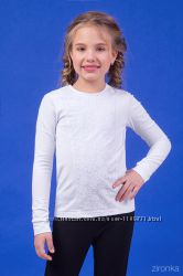 Трикотажная блузка с длинным рукавом 26-9056 ТМ Зиронька