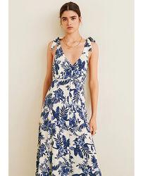 Платье сарафан mango вискоза xs