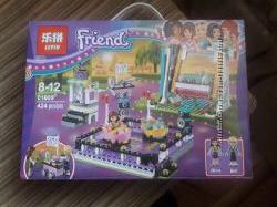 Конструктор Bela 10560 аналог Lego Friends 41133 Парк розваг Атракціон