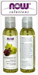 Масло Виноградных косточек NOW Foods Grapeseed Oil 100 pure, 118 мл.