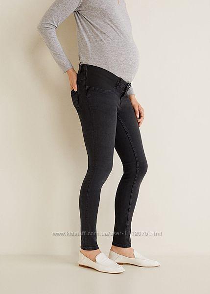 Джинсы для беременных Mango Maternity L