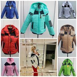 Зимняя женская короткая куртка, модель 29
