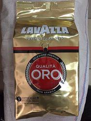 Кофе зерновой Lavazza Qualita Oro 100 Арабика из Италии.
