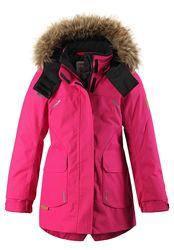 Акция  Зимние детские  куртки пальто Reima 2020