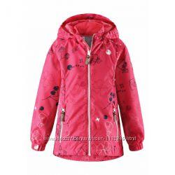 Демисезонные куртки и ветровки для девочек Reima tec