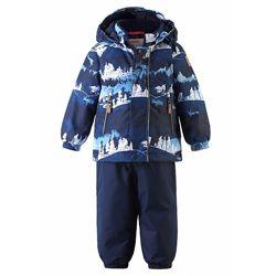 Акция до -30 Комплект куртка штаны зимний Reima Tec зима 2019