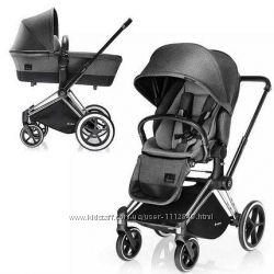 Универсальная детская коляска 2 в 1 Cybex Priam Lux