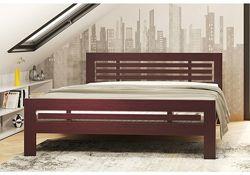 Кровать из дерева односпальная и двухспальная