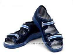 Фирменные текстильные сандалии ТМ Befado Польша 32 размер