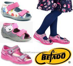 Фирменные текстильные сандалии ТМ Befado Польша 25, 26, 27 размеры