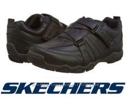 Оригинал-кожаные демисезонные полуботинки ТМ Skechers 30 размер