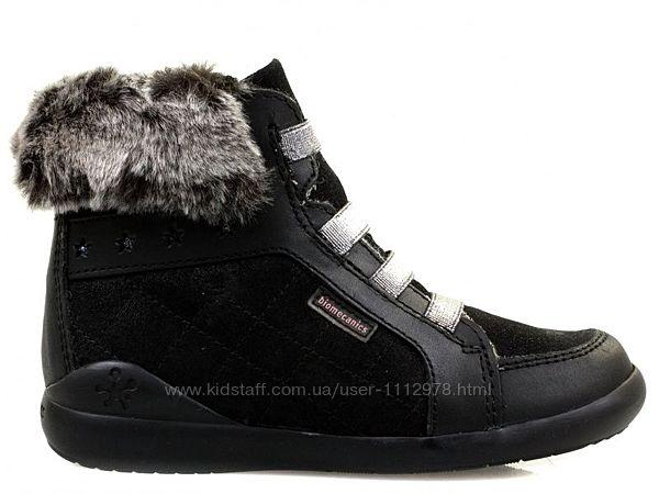 Оригинал - кожаные ботинки ТМ Biomecanics Испания 28, 30, 32 размеры