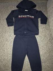 Продам спортивный костюм Benetton, 68 см