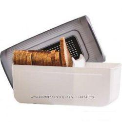 Хлебница малая с разделителем Tupperware