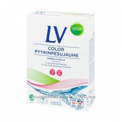 LV Концентрированный гипоаллергенный стиральный порошок- Финляндия