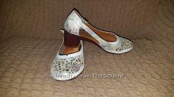 Летние туфли босоножки Marani Magli натур. кожа