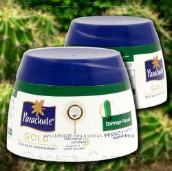 Кокосовый крем для восстановления поврежденных волос с экстрактом Кактуса