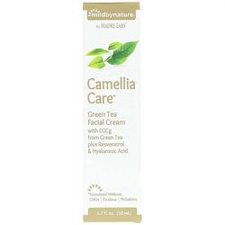 Mild By Nature, Camellia Care, крем для кожи с ЭГКГ из зеленого чая, 50 мл