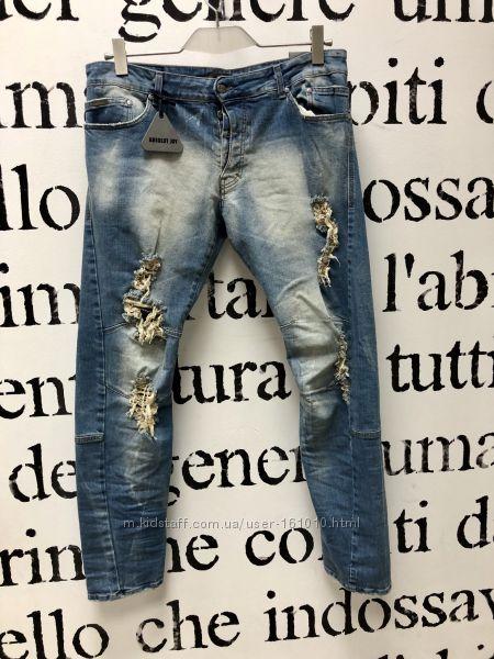 Итальянские джинсы Absolut Joy Оригинал Наличие