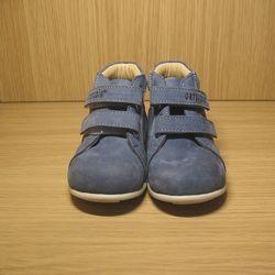 Ортопедические ботинки для мальчика весна-осень