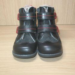 Зимние ортопедические ботинки для мальчика