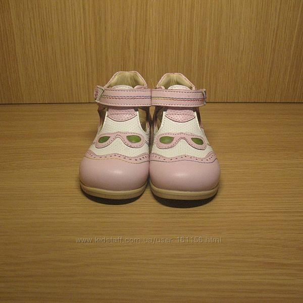 Туфли для девочки Ортопедия