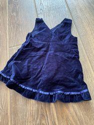 Платье, лосины