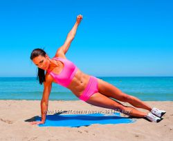 Коврики для фитнеса йога маты PowerPlay.