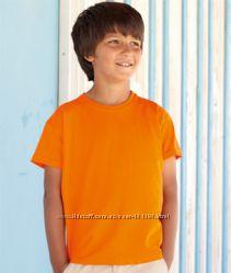 Детские и подростковые футболки на каждый день.