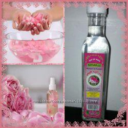 Розовая вода и не только